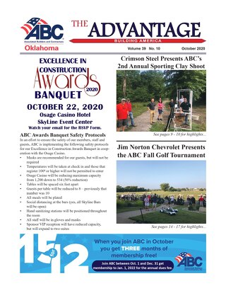 October 2020 Advantage