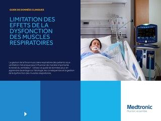GUIDE DE DONNÉES CLINIQUES : LIMITATION DES EFFETS DE LA DYSFONCTION DES MUSCLES RESPIRATOIRES