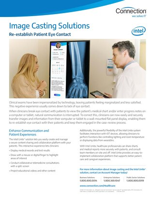 Image Casting Solutions