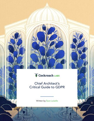 The Chief Architect's Guide to GDPR