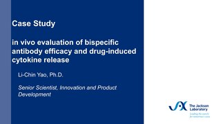 Data Set - Bispecific Antibody Efficacy and CRS