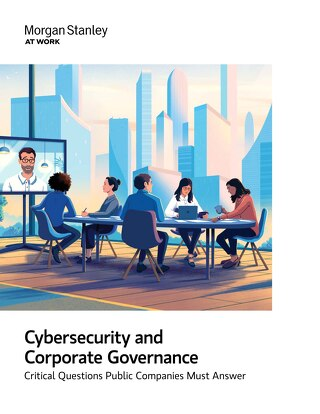 Cybersecurity and Corporate Governance - Critical Questions for Public Companies