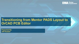 PADS to Orcad Slides
