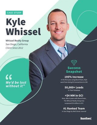 Case Study: How Kyle Increased His Transaction Volume 195% (in 1 Year)