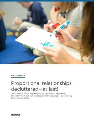 Proportional relationships decluttered—at last!