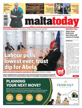 MALTATODAY 11 October 2020