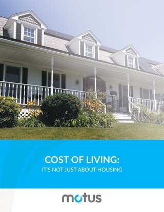 Cost of Living Guide - U.S.