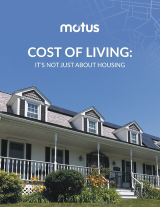 Cost of Living Guide - Canada