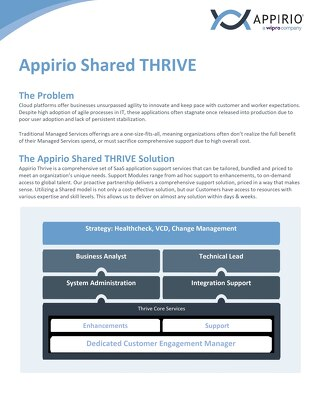 Thrive One-Pager