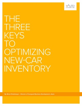 eBook: Optimizing New Car Inventory