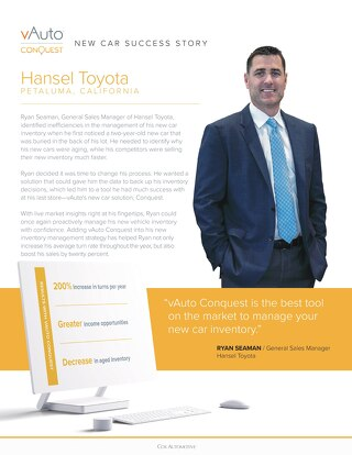 Case Study: Hansel Toyota