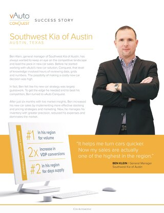 Southwest Kia of Austin Case Study