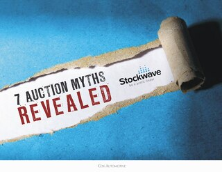 eBook: 7 Auction Myths Revealed
