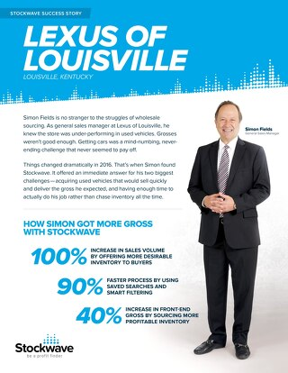 Case Study: Lexus of Louisville