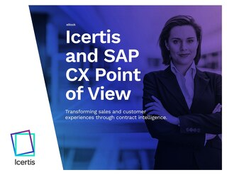 Icertis SAP CX Point of View