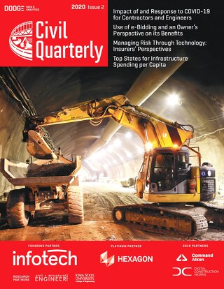 Dodge Data & Analytics Civil Quarterly Vol 2