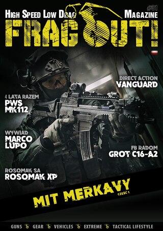 Frag Out! Magazine #31 PL