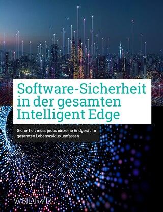 Software-Sicherheit in der gesamten Intelligent Edge