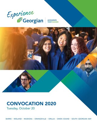 Georgian College Convocation Oct 14 2020