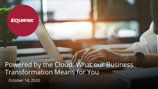 Powered by the Cloud Webinar