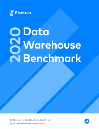 Cloud Data Warehouse Benchmark 2020: Redshift, Snowflake, Presto und BigQuery