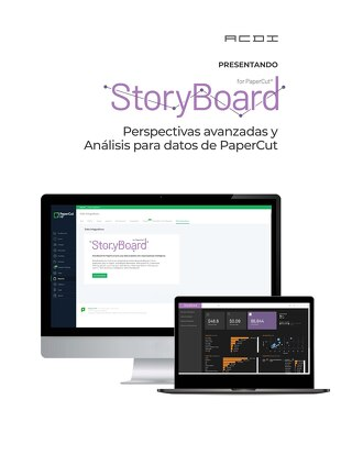 StoryBoard for PaperCutMF en Español