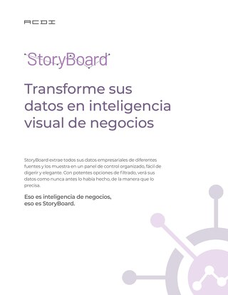 StoryBoard Overview Esp