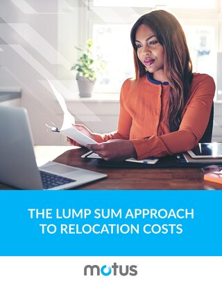 The Lump Sum Approach to Relocation Costs Report