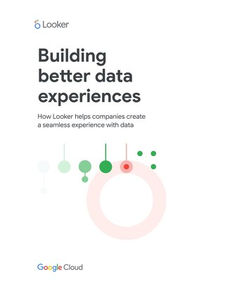 Building better data experiences
