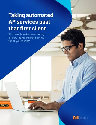 Taking Automated AP Services Past That First Client