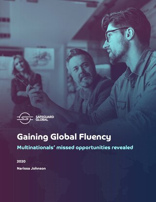 Gaining Global Fluency