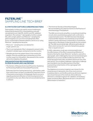 Whitepaper: Capturing Airborne Bacteria