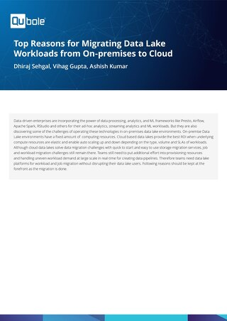 On-premises to Cloud Migration