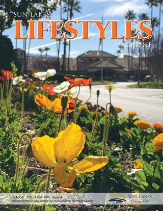 Sun Lakes Lifestyles October 2020