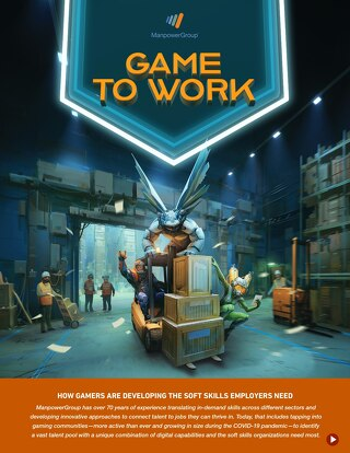 Game to Work: How Gamers are Developing the Soft Skills Employers Need