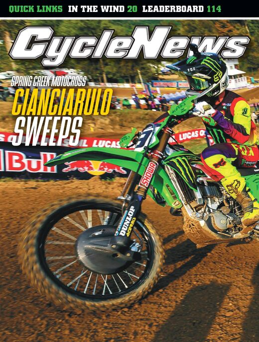 Cycle News 2020 Issue 38 September 22