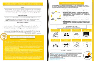 PACCCRAS Civic Seal Roadmap
