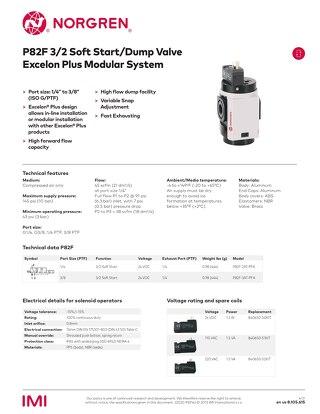 P82F Datasheet 9-23-20