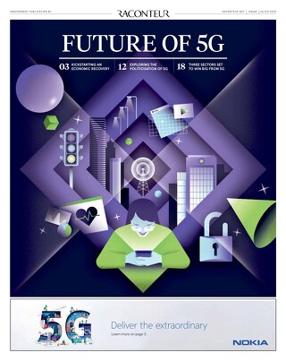 Future of 5G 2020 - September