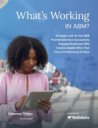 The 2020 What's Working in ABM Report