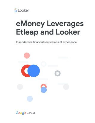 eMoney leverages Etleap and Looker to modernize financial services client experience