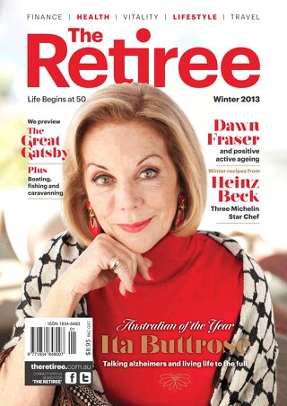 The Retiree Magazine Winter 2013