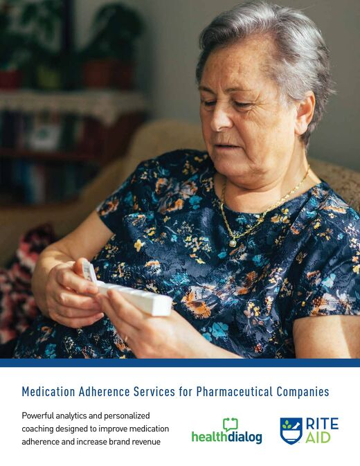 Medication Adherence Services for Pharmaceutical Companies