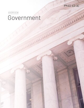 PaperCut MF Government Brochure