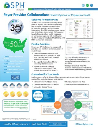 Solution Brief - Payer Provider Collaboration