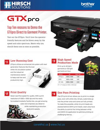 GTXpro Top 10 Reasons