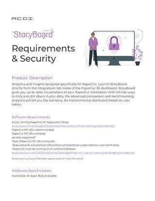 StoryBoard Data Security
