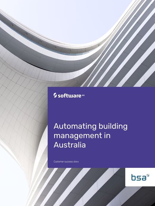 BSA: Creating smart connected buildings on the IoT