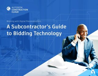 A Subcontractor's Guide to Bidding Technology