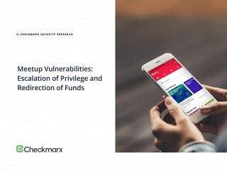 Meetup Vulnerability Technical Report